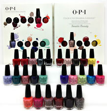 OPI Mini Nail Lacquer - COLOR IS THE UNIVERSAL LANGUAGE - 26 colors x 0.125oz