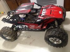 1/8 Axial Yeti XL Monster Roller upgraded steering rack!