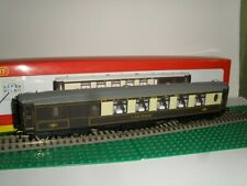 HORNBY R4166 PULLMAN 2nd Class BRAKE CAR COACH No. 248 WORKING LIGHTS NEW BOXED