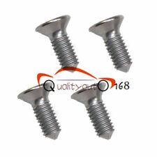 4 X Brake Disc Rotor Retaining Screws N10648301  for Audi VW / Volkswagen Pack