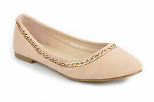 Women's Synthetic Leather Casual Flats