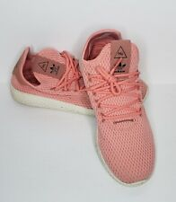 Men's Adidas Originals Pharrell Williams PW Tennis HU Rose Pink Size 8.5 BY8715