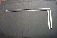 "Nickel Silver Dowsing Rods 13"" x 5"" x 1/8"""