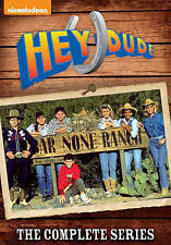 Hey Dude: The Complete Series (DVD, 10 Discs, Seasons 1-5) Like New + Ships FREE