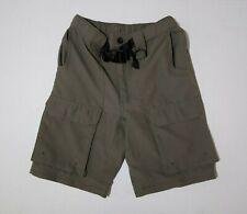 Boy Scouts of America Bsa Green Uniform Switchback Cargo Shorts Youth Medium