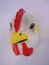 Tiermaske Henne Huhn Hahn Maske Tier Fasching Karneval