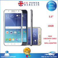 "Samsung Galaxy J7 SM-J700 5.5"" Unlocked Octa-core 16GB 13MP Android -Black,Gold"