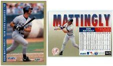 DON MATTINGLY 1993 FLEER ATLANTIC COLLECTOR'S EDITION # 14-NEW YORK YANKEES 1B