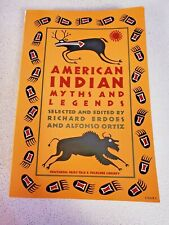 American Indian Myths and Legends Book