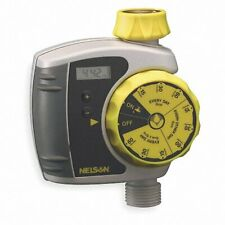 Nelson 5920 Electronic Water Timer watering WM5920 sprinkler irrigation hose h20