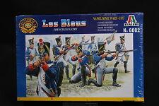 XU066 ITALERI 1/72 figurine 6002 Les Bleus French Infantry 1815 Napoleonic war