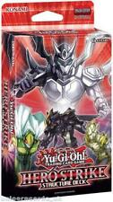 YuGiOh! Structure Deck: HERO Strike UNL Edition  ::  Brand New and Sealed Box
