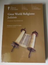 Great World Religions: Judaism The Great Courses DVD & Book by Isaiah M Gafni