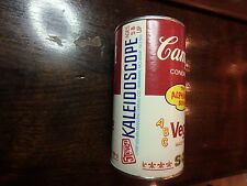 Campbell's Alphabet Soup can kaleidoscope 1981 Steven Hermann Missouri
