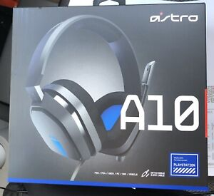 ASTRO Gaming - A10 Gaming Headset BLUE PlayStation