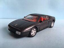 Diecast Maisto Ferrari 348 TS Grey 1/38 Scale Good Condition