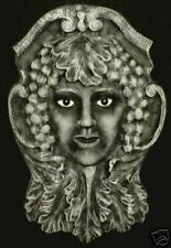 """HAUNTED Gothic Victorian Mask """"EYES FOLLOW YOU"""""""