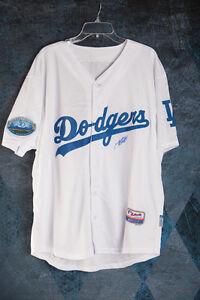 GFA Los Angeles Dodgers JOSH BECKETT Signed Jersey COA