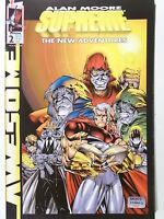Alan Moore SUPREME Heft # 2 ( Generation Comics, Panini ) Neuwertig