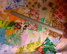 Material scraps/off-cuts for patchwork/crafting or children's crafts