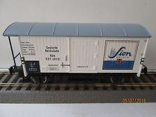 Liliput Modellbahn-Güterwagen der Spur H0 für Gleichstrom