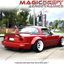 NA Mazda Miata Polyurethane REAR BOOT TRUNK TAILGATE SPOILER DUCKTAIL RB Style
