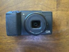 Ricoh GR II - 16.2MP Digital Camera - Mint Condition, 179 shutter count!!!