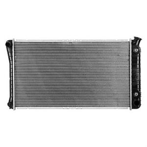 New Direct Fit Radiator 100% Leak Tested For  Chevrolet Caprice Buick Roadmaster
