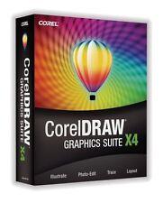Corel CorelDRAW Graphics Suite X4 -NEW