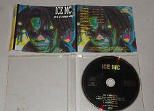 Single CD ICE MC-It 's A Rainy Day 6. Tracks 1994 très bon 26 SINGLE 4
