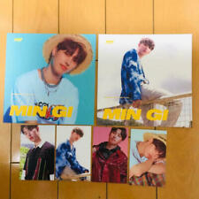 ATEEZ Mingi Set from japan K-POP Asia Photo Card Trading Card
