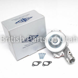 Land Rover LR4 Range Rover & Sport Supercharged Water Pump 3.0/5.0L German OEM Q
