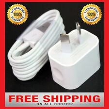 5W Wall Charger Adapter for Apple iPad Mini iPhone 8 X 7 SE 6S Plus 5 5S 5C 7+ 5