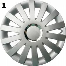 "SET OF 4 16"" WHEEL TRIMS TO FIT VAUXHALL COMBO, VIVARO + FREE GIFT #1"