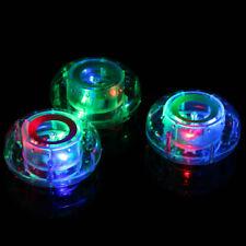 2018 RGB LED Waterproof Light Kid Shower Toy Baby Bath Oval Light Lamp Glowing S