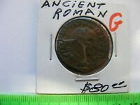 Ancient Roman  Coin...LARGE 28mm.....good condition for large ancient,,(G).