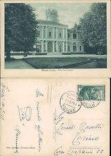 MAZZE',VILLA LA TORRETTA,VIAGGIATA 1951 -F.G.-PIEMONTE(TO)N.43113 R@R@