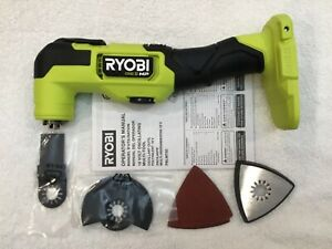 New Ryobi PBLMT50 18V 18 Volt One+ HP Brushless Cordless Oscillating Multi Tool