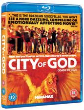 City of God Blu-Ray (2011) Alexandre Rodrigues ***NEW***