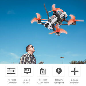 EMAX Tinyhawk II Freestyle BNF Racing Drone FPV 120km/h / 6CH Remote Controller