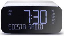 New Pure - Siesta Rise - Bedside DAB/DAB+ and FM Radio