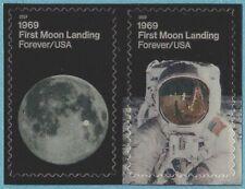 USA Sc. 5400a (55c) Moon Landing 2019 MNH pair