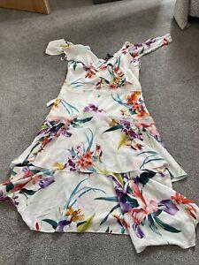 Womens Lipsy Dress Size 18  New