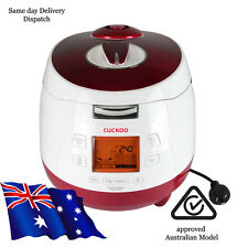Cuckoo 10 Cup 1.8L Electric Heating Pressure Rice Cooker CRP-M1059F