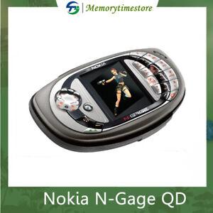 "Original unlocked Nokia N-gage QD Game mobile phone 2.1"" GSM 900 / 1800"