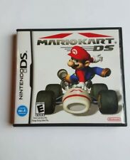 Mario Kart DS for Nintendo DS / DS Lite /DSi Complete w/ Case Instructions Game
