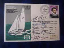 Sir Alec Rose - Royal Mail First Day Cover  -  Autograph