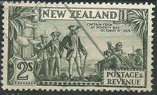 Nueva Zelanda Scott# 197 Usado