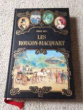les rougon-macquart le rêve la bête humaine émile Zola éditions de crémille 1991