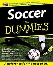 Soccer for Dummies-ExLibrary